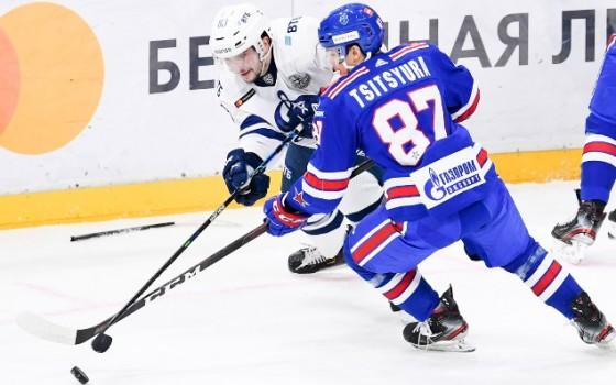 СКА сыграет с «Динамо», Украине не позволят не допустить россиян к участию в чемпионате Европы