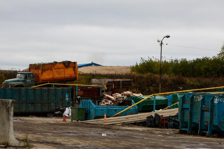Нового мусорного оператора могут не устроить участки для строительства заводов, предложенныеПетербургом и Ленобластью