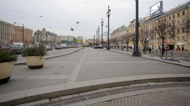 Журналисты узнали, где лежит убранная с Сенной площади «Башня Мира»