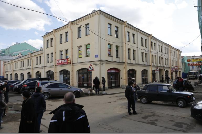 Апраксин двор заявил о добровольной ликвидации
