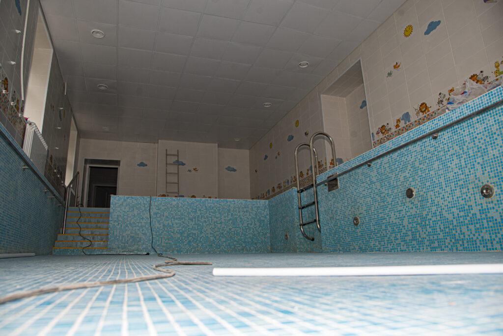 В детской поликлинике № 9 Петроградского района откроется бассейн