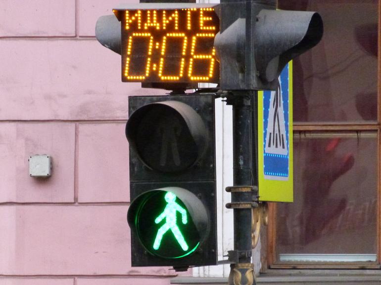 На Суворовском проспекте уберут нерегулируемые перекрестки
