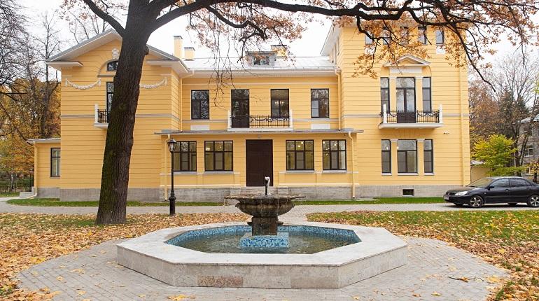 В Пушкине до конца года откроют первый в стране хоспис для «молодых взрослых»