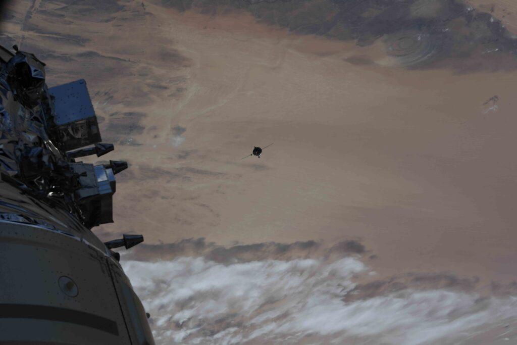 Экипаж корабля «Союз МС-19» перешел на МКС