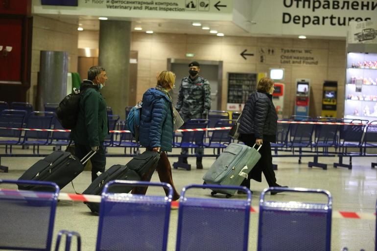 Из Петербурга в Коппенгаген: Россия возобновила авиасообщение четырьмя странами