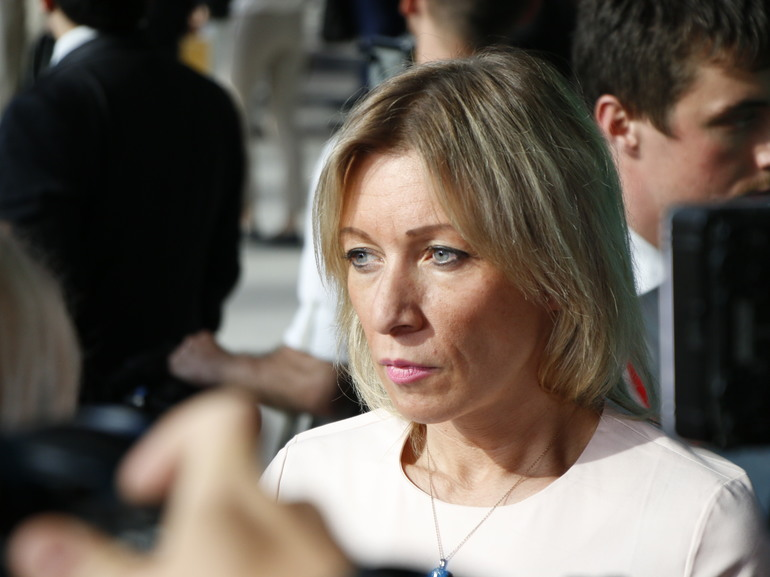 Мария Захарова раскритиковала заявление об объединении Албании и Косово