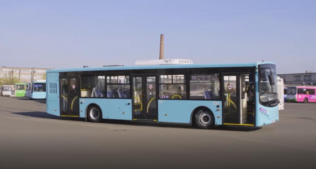 В конце октября на маршруты в Петербурге выйдут 50 новых автобусов