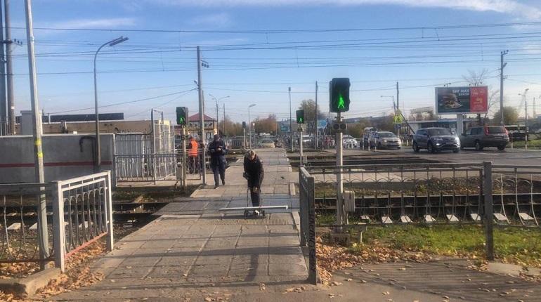 На станции Царское Село поезд сбил 14-летнего подростка