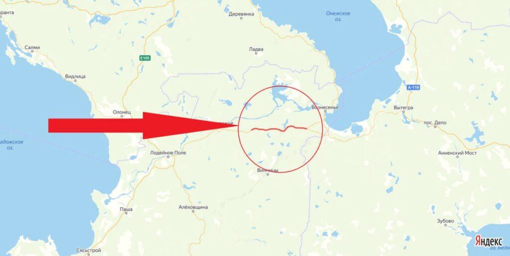 В Ленобласти на участке трассы А-215 вводится реверсивное движение с 5 октября