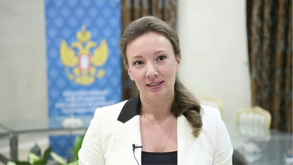 Путин освободил Анну Кузнецову от должности омбудсмена по правам ребёнка