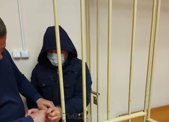 Подозреваемый в заказе убийства петербурженки за 1,5 миллиона рублей заключен под стражу