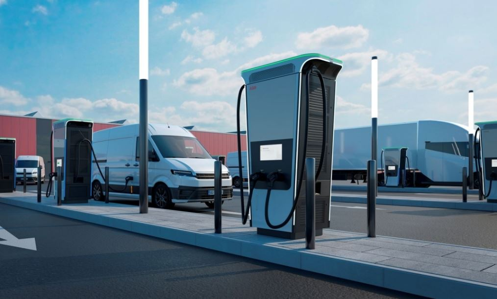 В Швейцарии разработали самую мощную зарядную станцию, способную зарядить электромобиль за 15 минут