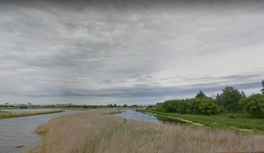 Под Петербургом в реке нашли пакет с останками ребенка и гирей